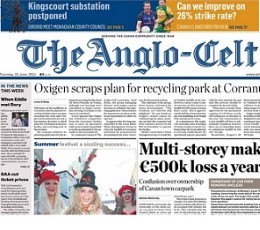 The Anglo-Celt Newspaper
