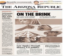 The Arizona Republic epaper