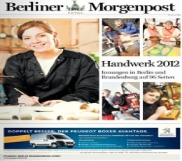 Berliner Morgenpost Newspaper