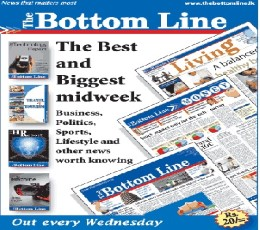 The Bottom Line epaper