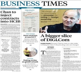 Business Times epaper