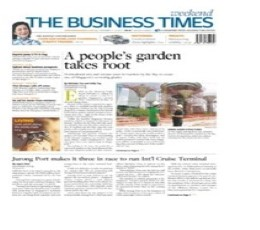 The Business Times epaper