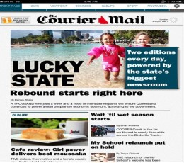 The Courier-Mail epaper