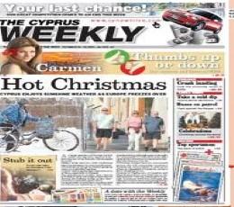 Cyprus Weekly