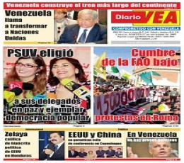 Diario VEA Newspaper