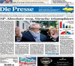 Die Presse Newspaper