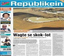 Die Republikein Newspaper
