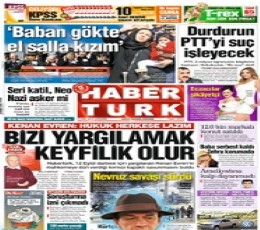 Habertürk Newspaper