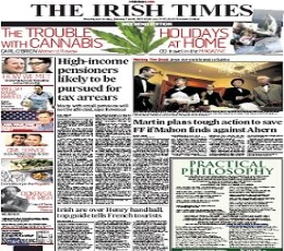 The Irish Times epaper