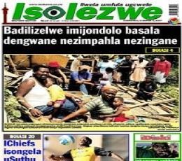 Isolezwe Newspaper