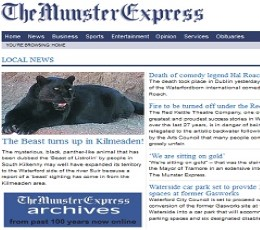 The Munster Express epaper