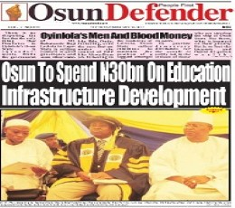 Osun Defender Newspaper