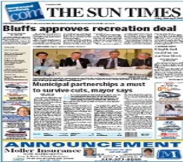 sun times paper Create and schedule your classified advertisements for print and online it's quick and cost-effective with adportal.