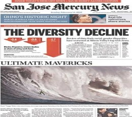 San Jose Mercury News epaper