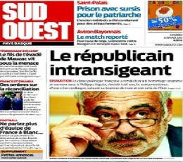 Sud-Ouest Newspaper