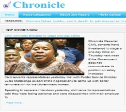 The Chronicle epaper