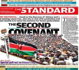 The Standard Newspaper