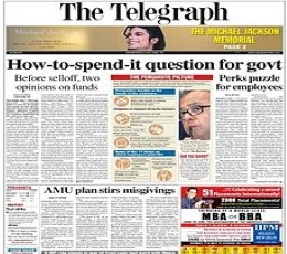 The Telegraph Newspaper