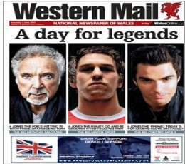 Western Mail Newspaper